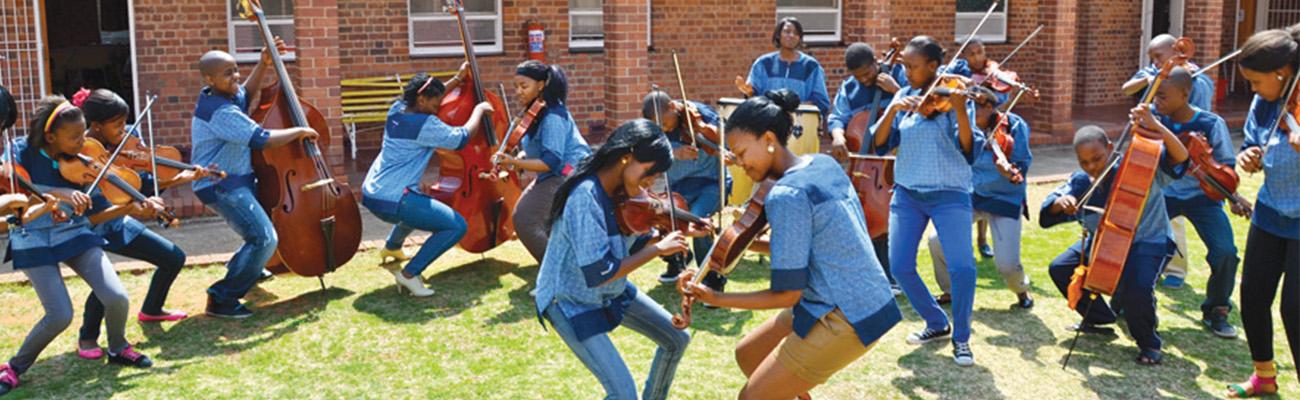 Bochabela String Orchestra