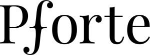 Pforte Logo - print